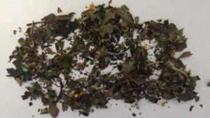 Photo of loose leaf parisian peach white tea