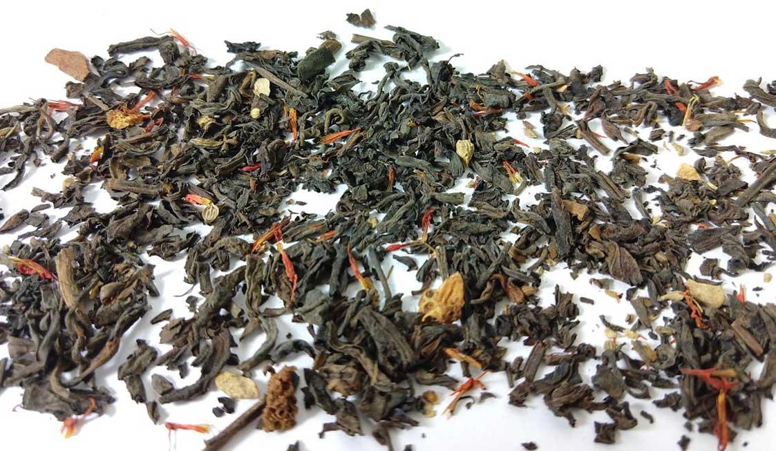 Pu Erh Spice