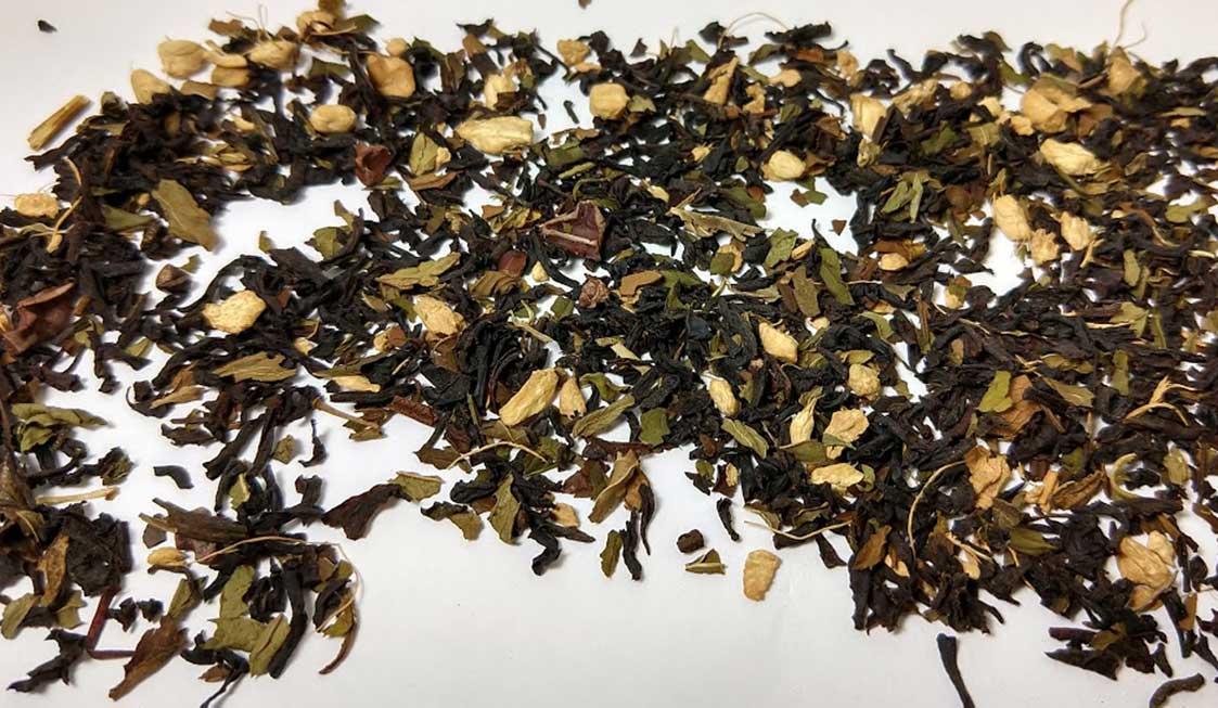 Reindeer Fuel Tea Leaves